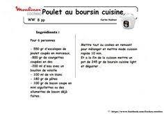 recette boursin cuisine poulet poulet blanc sauce boursin r7 cookeo