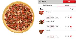 Maximizing Pizza Hut's New