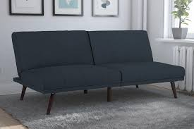 Kebo Futon Sofa Bed by Dhp Furniture Lone Pine Linen Futon