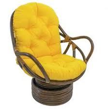 Papasan Chair Cushion Walmart by Blazing Needles Solid Twill Swivel Rocker Cushion Rockers