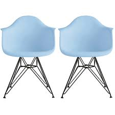 2xhome - Set Of 2 (Two) - Blue - Modern Eames Style Armchair Dining ... Living Room Beautiful Ikea Chairs With New Designs And Affordable Ding Ladder Back City Villa Driftwood 5 Pc W Blue Modern Office Style Navy White Design Working Whites Us Dress Blues Set Green Fetching Within Tag Archived Of Black Drop Dead Perfect Chair Target Fniture X Cushion Canada Velvet Kitchen Pinterest Accent Leather Dark Armless Macys Without Floral Winsome Inexpensive Dar Covers