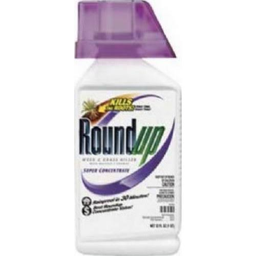 Roundup Weed aAnd Grass Killer