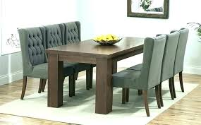 Square Dining Tables Seats 8 Room Table For