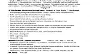 Sample Resume Skills For Computer Hardware Professional Unique Experiance Resumes Work Experience Example Popular