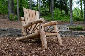Rustic Adirondack Chair Web