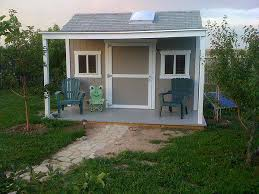 Tuff Shed Reno Hours by Our Tiny House Inspired Backyard Office