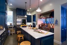 light blue kitchen paint houzz
