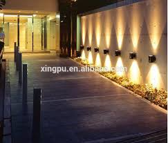 outdoor wall lighting up and lilianduval