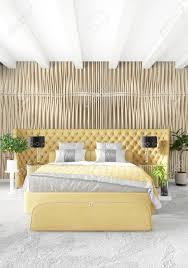 weißes schlafzimmer minimal modern oder loft stil interior design 3d rendering 3d abbildung