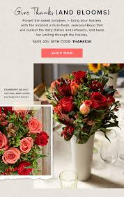 The Bouqs Thanksgiving Sale: Get 20% Off! - Hello Subscription 15 Off Pickup Flowers Coupon Promo Discount Codes 2019 Avas Code The Bouqs Flash Sale Save 20 Last Day Hello Subscription Pughs Flowers Coupon Code Diesel 2018 Calamo Ftd Off Flower Muse Coupons Promo Discount November Universal Studios Dangwa Florist Manila Philippines Valentine Discounts Codes Angie Runs Florist January 20 Ilovebargain