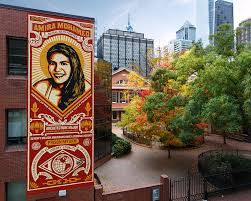 Philly Mural Arts Map by Shepard Fairey U2014 Open Source