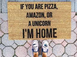 Where To Find The Cutest Doormats Ever