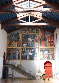 san francisco diego rivera murals diego rivera the of a fresco