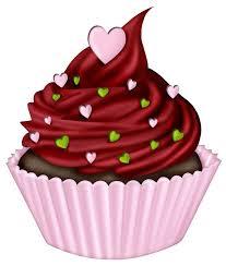 Cupcake clipart transparent background 2