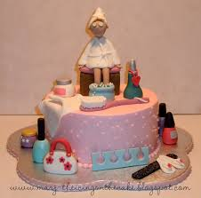 Glorious Inspiration Spa Cake And Best Birthday Ideas Themed Decorations Delicious Cakes