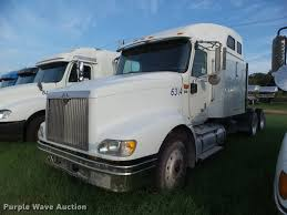 100 Stephenville Truck And Trailer 2007 International 9400i Semi Truck Item DB3528 SOLD Oc