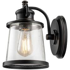 globe electric collection 1 light rubbed bronze led