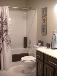 Blue And Brown Bathroom Decor by 100 Brown And White Bathroom Ideas Bathroom Design Bathroom