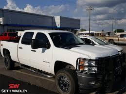 Used 2013 Chevrolet Silverado 2500HD LT 4X4 Truck For Sale In Ada OK ...