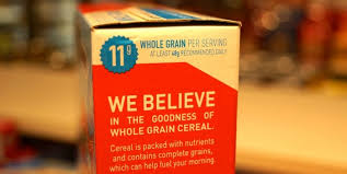 Whole Grain And Cereal A Eureka Moment