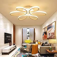 huangxin ran wohnzimmer le led deckenleuchte kunst