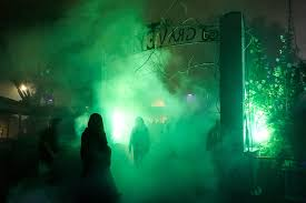 Scariest Halloween Attractions In Mn by Ghosts Zombies And Monsters The Halloween Haunt At Valleyscare