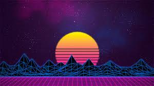 TD Vice 211 17 Retrowave 80s BG By Rafael De Jongh