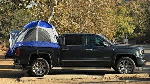 2018 GMC Sierra 1500 Denali Camping Truck Review: The Cure For ...