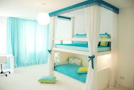 Excellent Girls Bunk Beds Cool Bedroom Decorating Ideas For