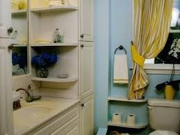 Apartment Storage Bathroom Small Ideas Closet Hacks