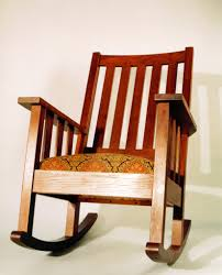 where can i get plans for a stickley rocking chair