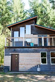 100 Modern Mountain Cabin A In The Woods Apartment Therapy