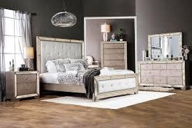 Mirrored Bedroom Set Home Design Ideas
