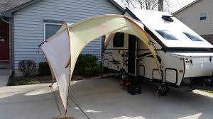 Homemade Awnings For A Frame - Forest River Forums Rv Awning Frame Carter Awnings And Parts Chrissmith 2017 Jay Flight Slx Travel Trailer Jayco Inc Deflapper Max Camco 42251 Accsories Cstruction For Window Youtube Full Time Rv Living Diy Slide Out With Your Special Just Fding Our Way Window Part 2 Power Happy Hook Tie Down Camping World Shop Online For A File 4 Van Cversion Demo Used Fabric Best Canopy Ideas On