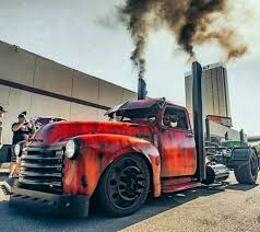 Vegas Rat Rods | Rat Rods & Trucks ''lowdown & Evial'' | Pinterest ...
