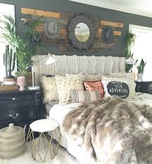 Ideas Collection Boho Glam Rustic Bedroom Design Pinterest Also