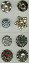 286 best buttons rhinestones strass pastes images on pinterest