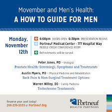 Seminar On Mens Health A How To Guide Portneuf Health Partners