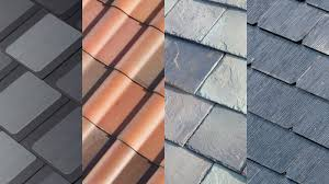 the new tesla solar roof tiles look awesome exact energy