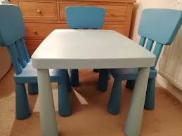 Kids Table & 4 Chairs Ikea | In Melton Mowbray, Leicestershire | Gumtree Ikea Mammut Kids Table And Chairs Mammut 2 Sells For 35 Origin Kritter Kids Table Chairs Fniture Tables Two High Quality Childrens Your Pixy Home 18 Diy Latt And Hacks Shelterness Set Of Sticker Designs Ikea Hackery Ikea