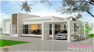 100 Modern House Plans Single Storey Enjoyable Inspiration Story With Elevation 8 View