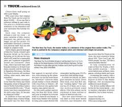 Hess Toy Truck 50th Anniversary Article In The Tampa Bay Florida ... Toy Fair 2018 Vtech Leapfrog News Releases Dfw Camper Corral Why Do Some Trash Trucks Have Quotes On Them Wamu Bnsf Arlington Sub Ho Scale Mow Youtube Us Mail Truck Stock Photos Images Alamy Toys Best Image Kusaboshicom Amazoncom 2015 Ford F150 Heights Illinois Public Works Genuine Dickies Seat Cover Kit Walmart Inventory Tow Vintage For Tots Detail Garage Jacksonville Fl 14 Greenlight