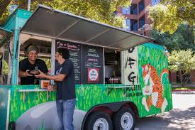 100 Green Food Truck Former Spore Actress Is Now Boss Of DFG Noodles