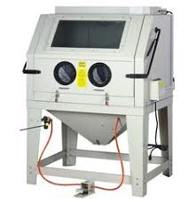 Media Blasting Cabinet Plans by Diy Low Budget Sand Blasting Cabinet Ar15 Com Tools