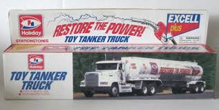 Amazon.com: Holiday Toy Tanker Truck- 14