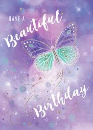 Claire Mcelfatrick Pretty Birthday Butterfly