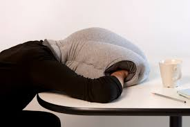 Need a Power Nap at Work Bury Your Head in the