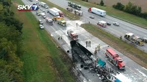 2 Drivers Die In Three Fiery Semi Crashes On I-70 In Clark County How To Sleep In Your Car At A Truck Stop Carmen Sisson Medium Heavy Truck Towing I70 Columbia Midmo Service Iowa 80 Truckstop Feature Flick Volvos Selfbraking Semi Stops On Kronor Inrstate 76 Ohionew Jersey Wikipedia Curse You Outside Online Pilot Flying J Travel Centers Truckdriverworldwide Super