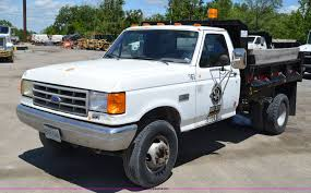 1989 Ford F450 Super Duty Dump Truck   Item I4529   SOLD! Ju... 2006 Ford F450 Crew Cab Mason Auctions Online Proxibid Dump Trucks Cassone Truck And Equipment Sales Used 2011 Ford Service Utility Truck For Sale In Az 2214 2015 Sun Country Walkaround Youtube 2008 F650 Landscape Dump 581807 For Sale For Ford Used 2010 Xl 582366 2012 St Cloud Mn Northstar 2017 Badass F 250 Lariat Lifted Sale