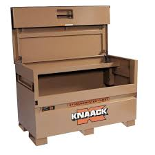Knaack - Truck Tool Boxes - Truck Equipment & Accessories - The ... Custom Truck Van Solutions Photo Gallery Semi Service Low Side Tool Box Highway Products Inc Alinum Boxes For Trailer Trucks With Mounting Brackets Accsories Northern Equipment Open Top Diamond Plate X Semi Step Toolbox Kenworth Peterbilt Mack Volvo Tool Boxes Allemand High Gmc Sierra 52018 Pickup Pack Flatbeds